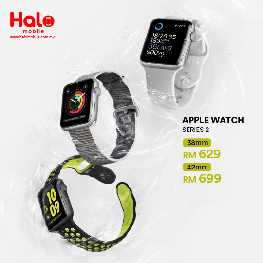 Apple Watch Series 2 || Halomobile