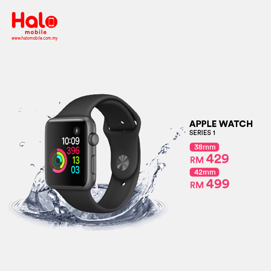 Apple Watch Series 1 || Halomobile