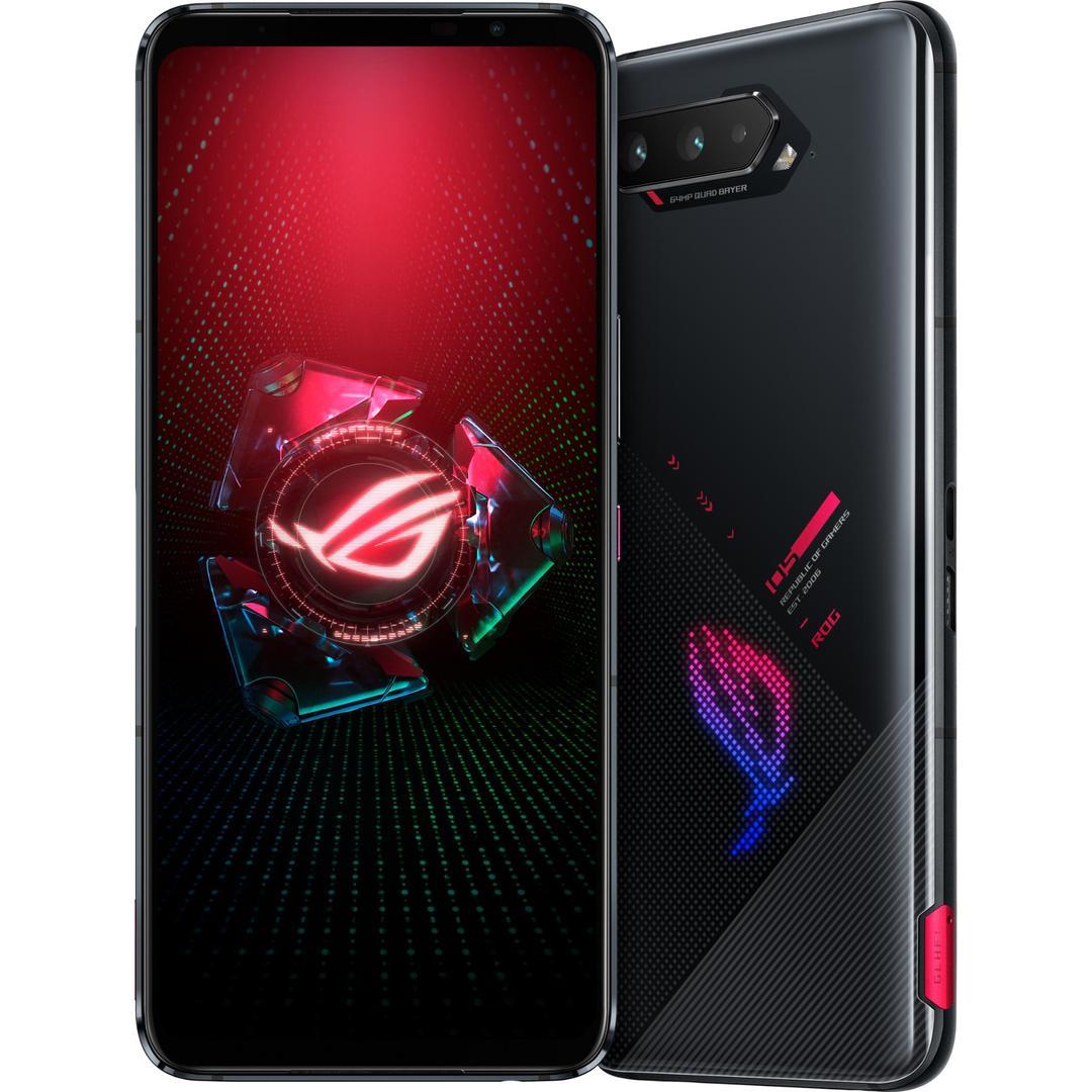 Rog Phone 5 - Global New Set || Halomobile